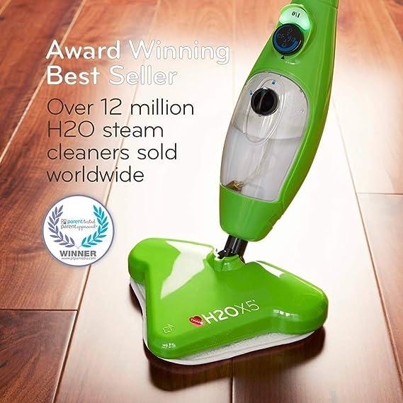 Thane H2O H20 X5 Steam Mop 5 en 1 Limpiadora a Vapor Fregona Mopa ...