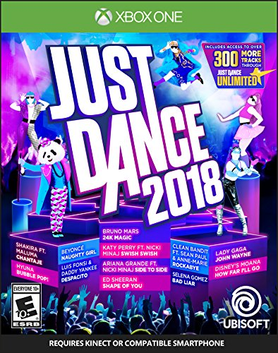 Just Dance 2018 - Xbox One - Ventura Shopping Outlet