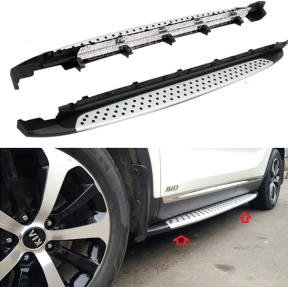 fits for KIA Sorento 2015-2020 Nerf Bar Side Step Running Board