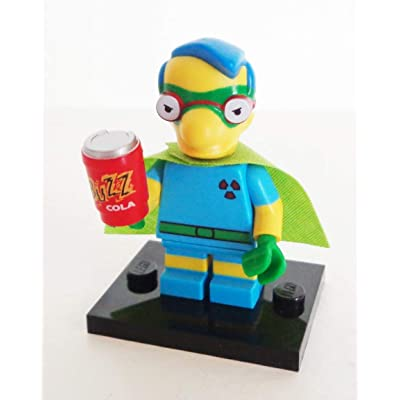 Lego Simpsons Series 2 Pick Your Figure 71009 (Mrs. Edna Krabappel) by LEGO: Juguetes y juegos
