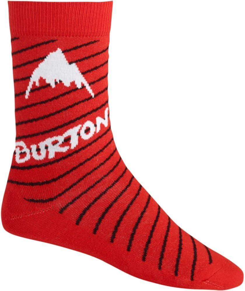 Burton Snowboard para Hombre Calcetines MB despues de SK, 3 Pack ...