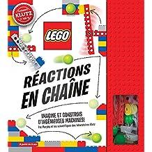 Klutz: LEGO Réactions en chaîne: Construis de merveilleuses machines mobiles