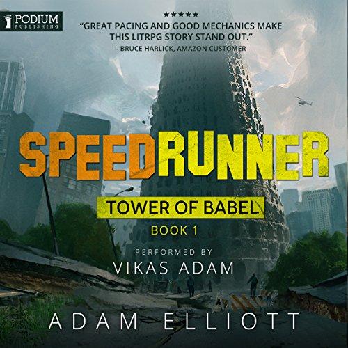 SpeedRunner: Tower of Babel, Book 1
