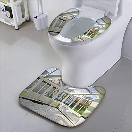 Prime Amazon Com Jiahonghome Toilet Seat Cover Winter Garden With Caraccident5 Cool Chair Designs And Ideas Caraccident5Info
