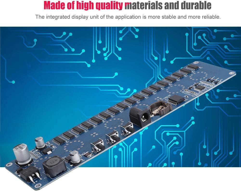DIY IN12 PCBA Digitaluhr Kit 11V-13V Platine Taidda Digitaluhr Kit