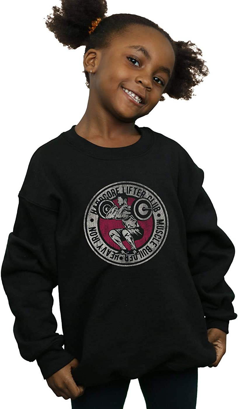 Absolute Cult Drewbacca Girls Hardcore Lifter Sweatshirt
