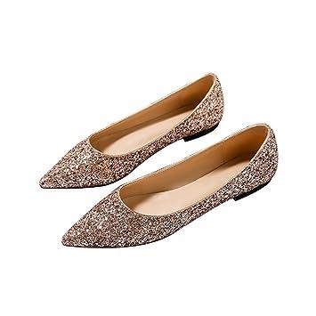 Wenjun Allgleiches Mode Schuhe Flach Mit Schuhen Weiblich Spitze