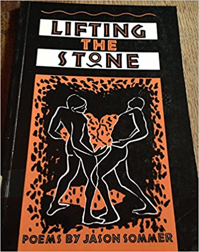 Book Lifting the Stone: Poems