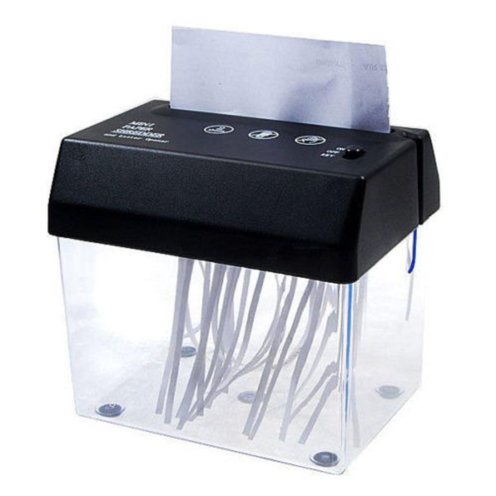 Portable Mini USB Paper Shredders for Business Office