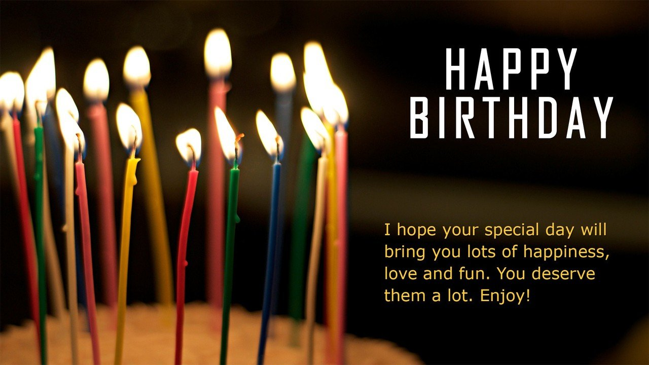 Happy Birthday Greeting Wishes HD Wallpapers Poster On Fine Art Paper 13x19 Amazonin Home Kitchen