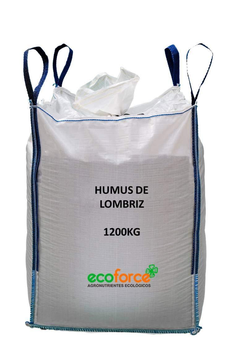 CULTIVERS Humus de Lombriz ecológico. Abono para Plantas Apto para ...