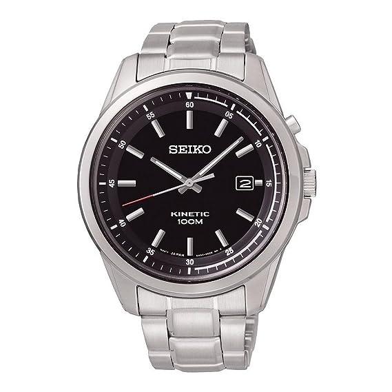 Reloj Seiko Neo Sports Ska677p1 Hombre Negro