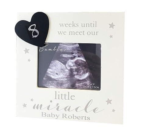 Del bebé 1st de recuerdos para primera ecografía de bebé ...