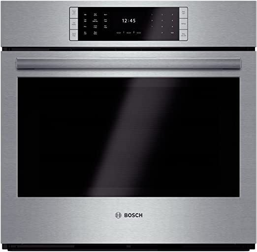 Bosch Benchmark Series 30 Stainless Steel Speed Combination Oven