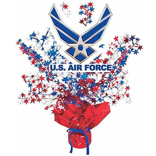 Partypro AIR Force Centerpiece (Airforce Party Decorations)