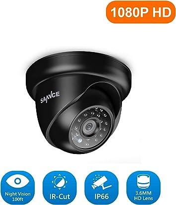 720P 1080P AHD Camera Outdoor Waterproof Bullet Day /& Night HD 3.6mm Lens IR CUT