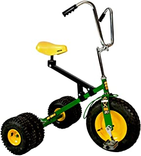 product image for Dirt King 43 in. Big Kids Dually Tricycle (Green)