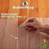 Duck Brand Bubble Wrap Roll, Original Bubble