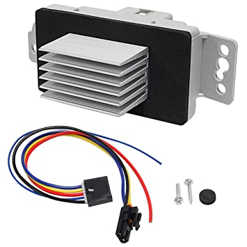 Wisamic Blower Motor Resistor Kit With Harness