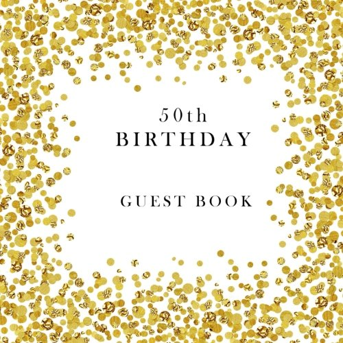 50th-birthday-guest-book