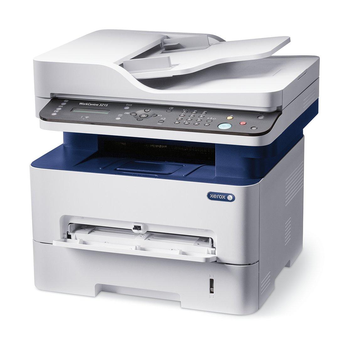 amazon com xerox workcentre 3215 ni monochrome multifunction rh amazon com Xeox Controller Xerox Printer