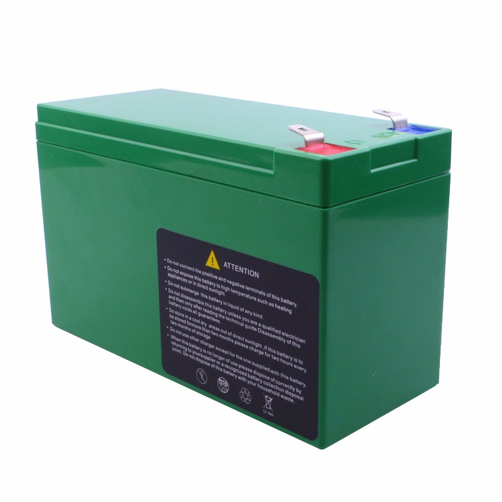 12V Lithium Battery Pack Lithium 12V Battery 12V Battery Pack 12V 12Ah Lithium Battery Pack 12V Battery Deep Cycle 15A Max Discharging Current (12V 12Ah Li-ion Battery)