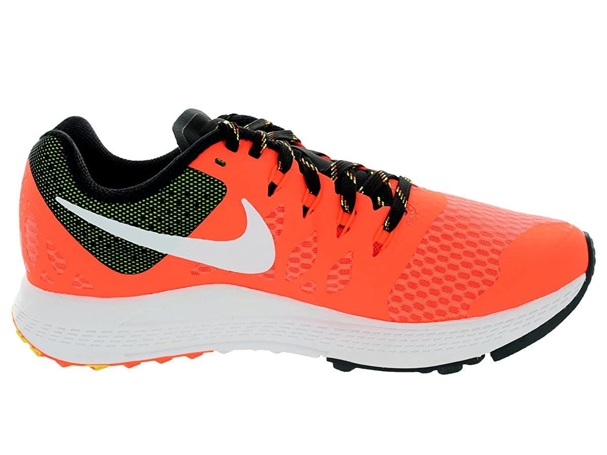 Nike Women's Zoom Elite 7 Ladies Running Shoes Jogging Trainers Sports Footwear Orange/Volt UK 7 (41) dipcaP15