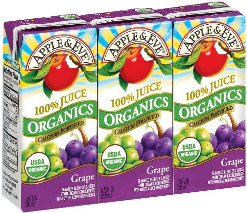 grape juice boxes - 6