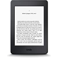 """E-reader Kindle Paperwhite Ricondizionato Certificato, schermo da 6"""" ad alta risoluzione (300 ppi) con luce integrata, Wi-Fi (Nero) - Con offerte speciali (generazione precedente – 7ª)"""