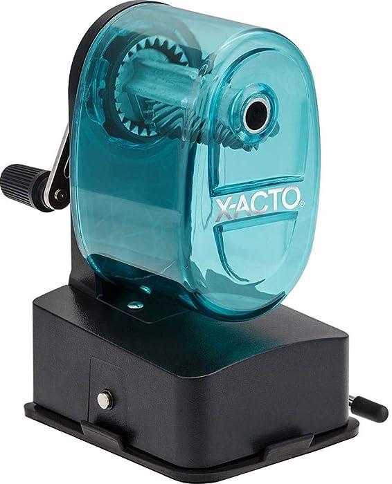 The Best Xacto Vacuum Mount Manual Pencil Sharpener