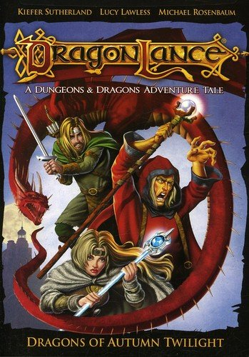 DragonLance Dragons of Autumn Twilight