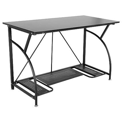 Escritorio de ordenador plegable, escritorio de ordenador, mesa de ...