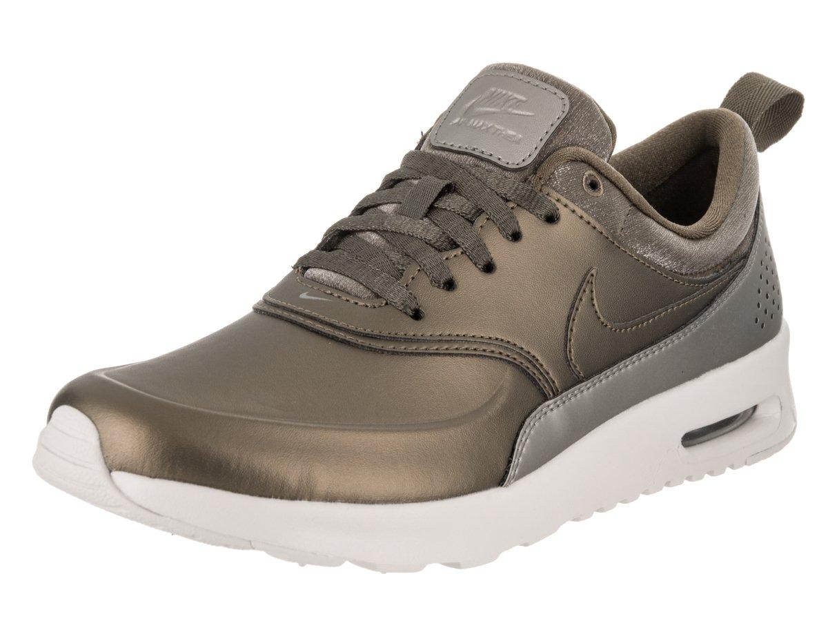 Nike Air Max - Zapatillas bajas Mujer 6 US|Mtlc Field/Mtlc Field-Summit W