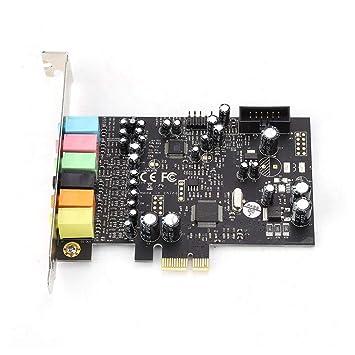 Tarjeta de Sonido Interna HiFi High Fidelity Chip de Audio ...