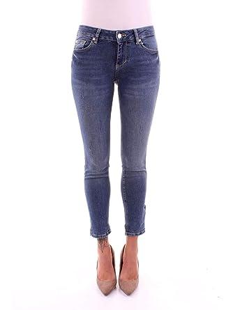 Liu Jo U19035D4268 Pantalones Vaqueros Mujer Pantalones ...