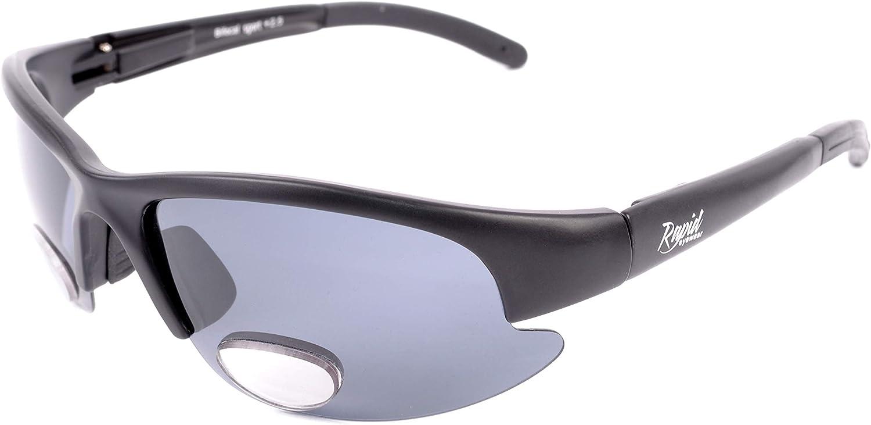 rainbow safety Sonnenbrille mit Lesehilfe Bifokal