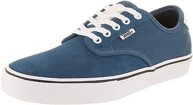 Vans MN Chima Ferguson Pro Shoes 43 EU Blues Ashes White