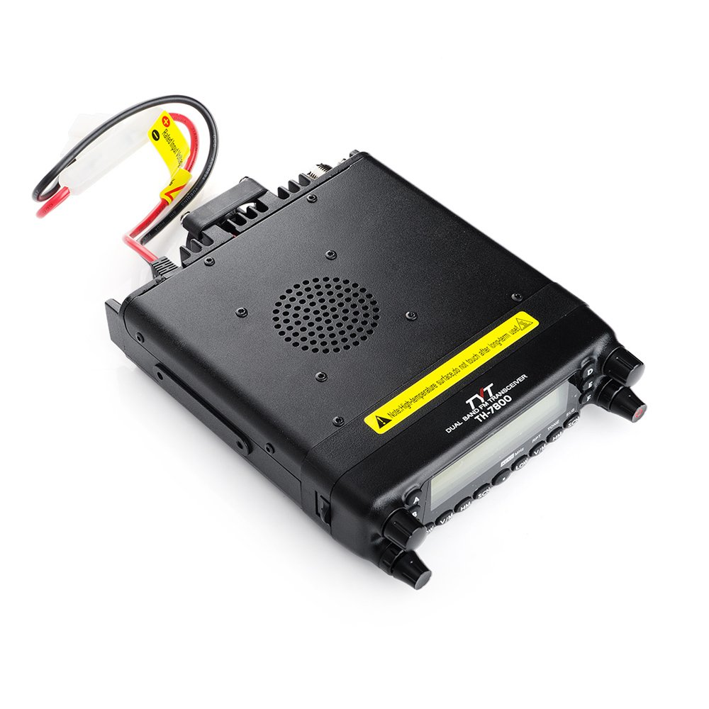 TYT TH-7800 50W Dual Band Dual Display Repeater Car Truck Ham Radio by TYT (Image #4)
