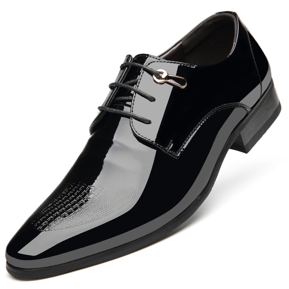 Color : A, Size : 39 XUEXUE Mens Shoes Leather Winter Fall Comfort Oxfords Lace-up for Casual Party /& Evening Formal Business Work