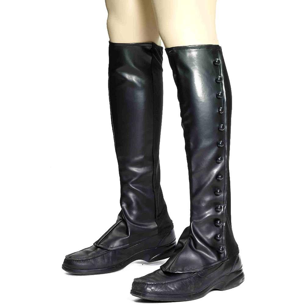 Steampunk Boot Spats - Adult Std. Forum Novelties 68876