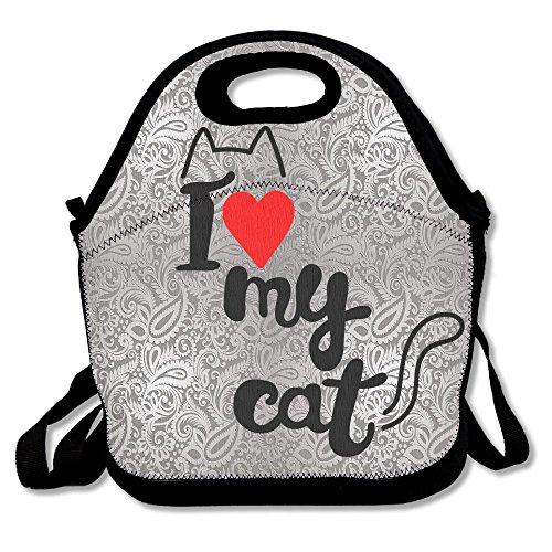 Cat Women's Lunch Bag ()