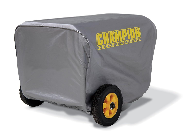 Weather-Resistant Storage Cover for 2800-4750-Watt Portable Generators ChampionPowerEquipmen
