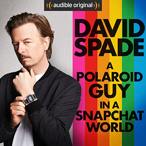 A Polaroid Guy in a Snapchat World cover