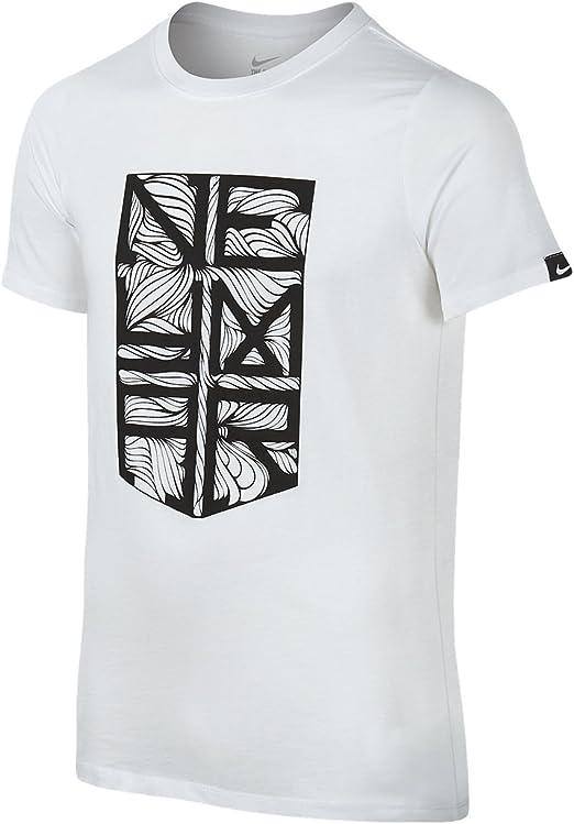 Nike Neymar Logo Tee YTH – Pantalon Court Ligne Neymar pour