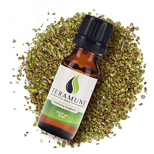 Immune System Booster – Peppermint Essential Oil – Eucalyptus Essential Oil – Essential Oil Blends – Immunity Booster – Immunity Essential Oils – Immune Essential Oil – Immune Support 30 ml – TERAMUNE