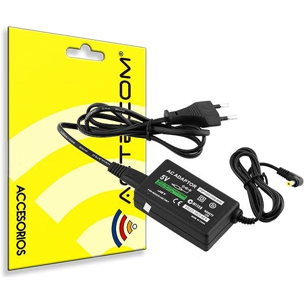 actecom® Cargador Red AC para Sony PSP 2000 Slim / 3000/1000 ...