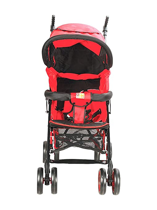 Mee Mee Stroller (Red) Strollers at amazon