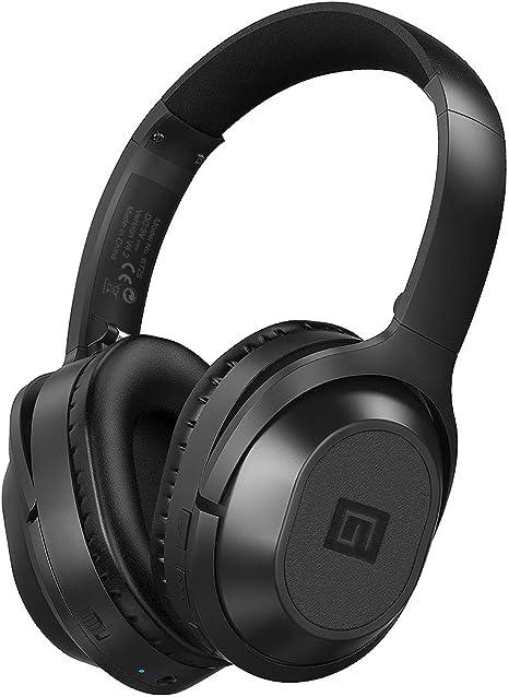 Langsdom Noise Cancelling Kopfhörer , 50 mm Treiber: Amazon