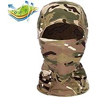 ODOMY Bandana para la cabeza Camuflaje Protección UV