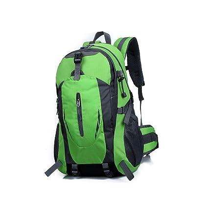 RMXMY Moda Simple Bolsa de Hombro Bolsa Impermeable Personalidad Creativa  montañismo Bolsa Hombres y Mujeres Deportes eea7e55618676